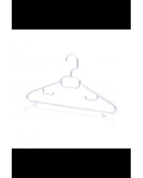 Titiz Büyük Boy Kristal Elbise Askısı 12 li