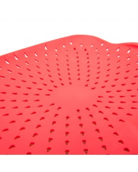 Aroni Waterfall Kırmızı Lavabo Süzgeci 1 alana 1 hediye