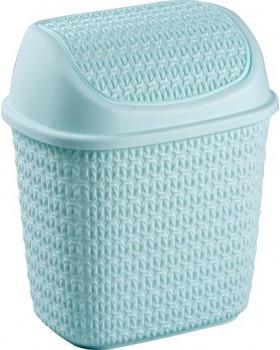 Tuffex Örme Klik Çöp Kovası (6,5 Lt)