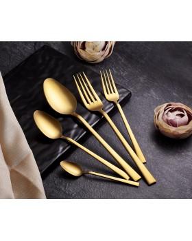 Gold 30 Parça Çatal Kaşık Set