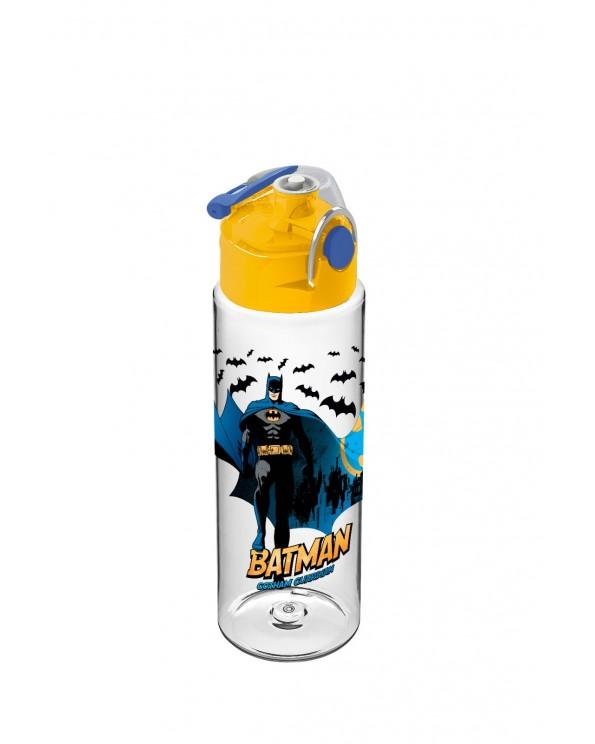 Batman Lisanslı Kilitli Kapak Matara - Suluk 650 ml.