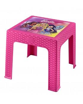 Barbie Lisanslı Çocuk Hobi ve Çalışma Masası