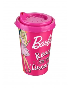 Barbie Hüphüp Bardak 400 Ml.
