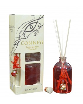 Cosıness Bambu Çubuklu Ortam Kokusu - Nar Çiçeği 100 Ml